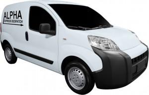 Same Day Delivery Alpha Van